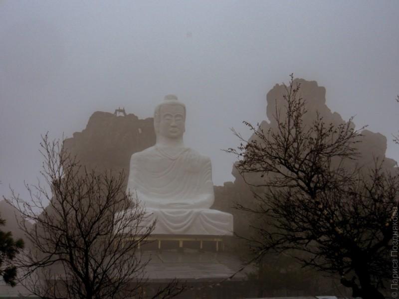 Шад Чуп Линг, статуя Будды. Автор: Лариса Позднякова