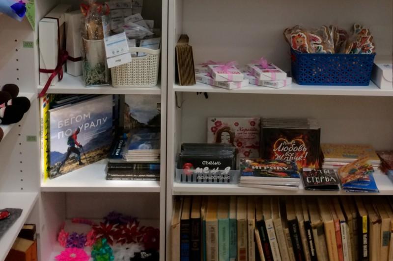 Магазин Твоя полка в Перми. Автор: