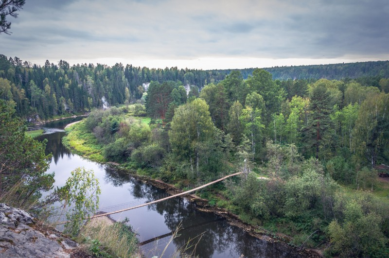Мишкин мост. Автор: Евгений Бобров