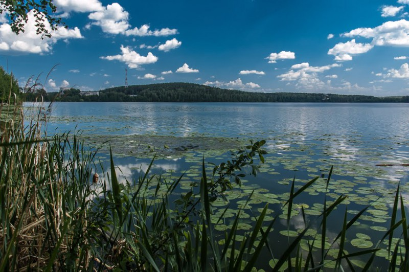 Теренкуль. Автор: Владимир Бурдин__panoramio