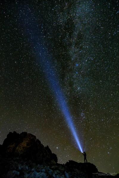 Наедине со Вселенной. Автор: Дмитрий Илышев