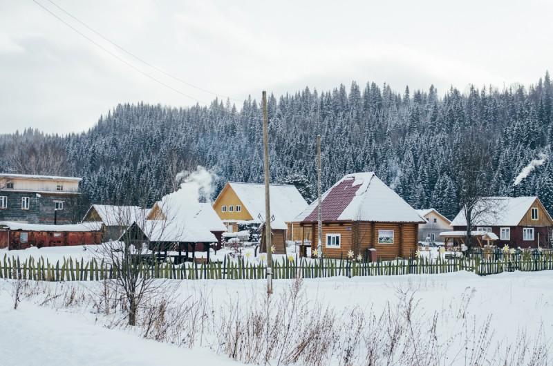 Усть-Койва. Автор: Бисеров Никита