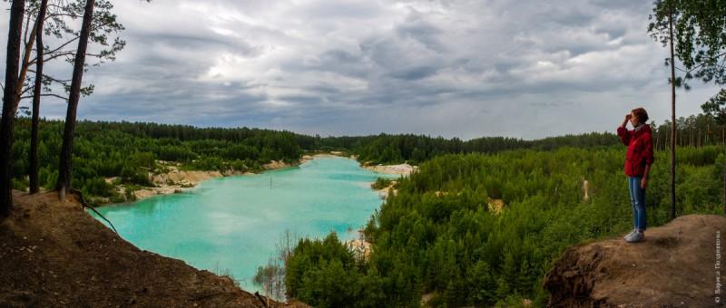 Уральский райский остров Баунти. Автор: Лариса Позднякова