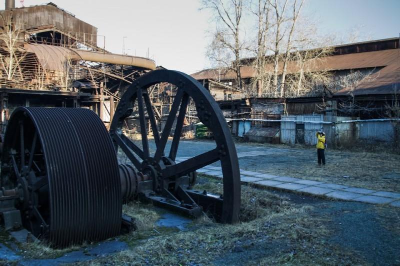 Музей-завод истории развития черной металлургии. Автор: Дмитрий Карпунин
