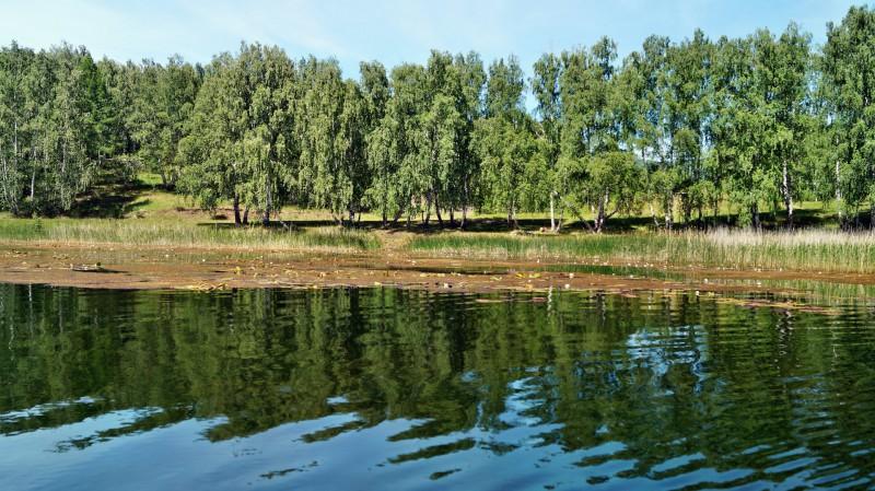 Озеро Ворожеич (Карагайкуль). Автор: Юрий Чкареули
