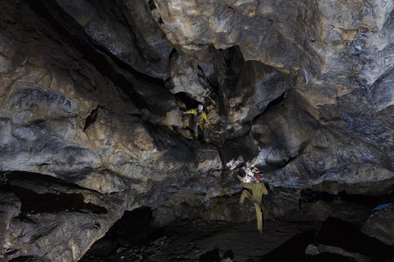 Пещера Коноваловская. Свердловская область. Автор: Александр Бабанин