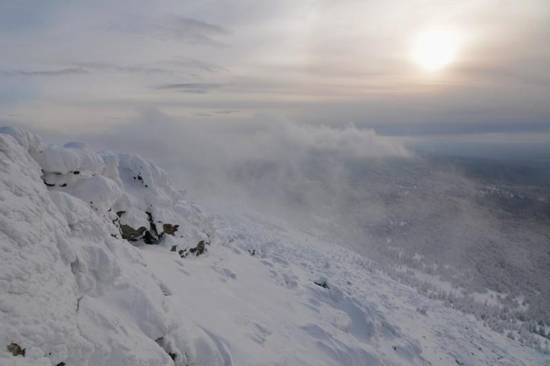 Уреньга вершина Второй сопки 1198 метров. Автор: Алексей Нестеренко