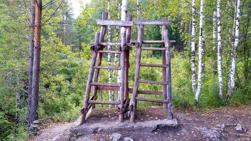 13 августа 2018 года – Смотровая площадка, скала Светлая, природный парк Оленьи ручьи. Автор: Дмитрий Гордеев