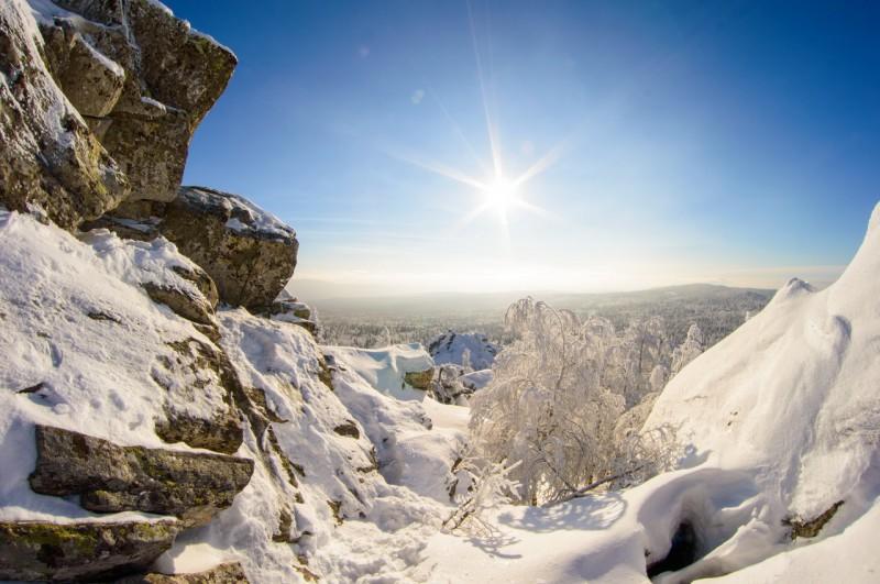 Черная скала, Национальный парк Таганай. Автор: Константин Теличко