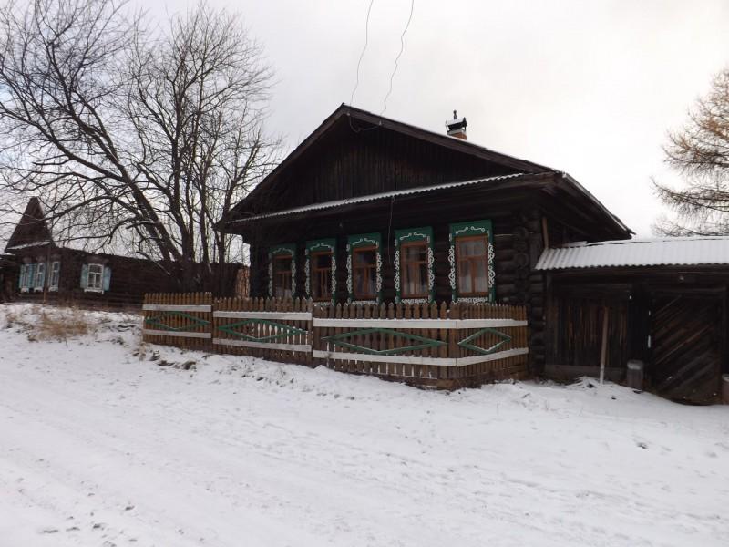 Волыны стала деревней художников в начале 1970-х.. Автор: Михаил Латышев