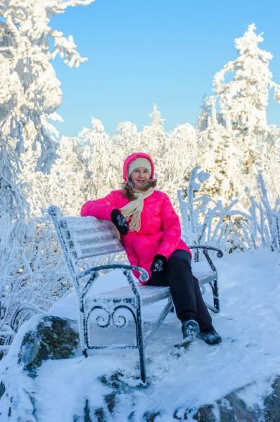 Отдых с видом на Чёрную скалу. Автор: Константин Теличко