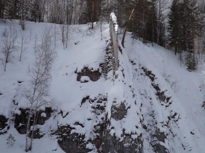 Основание каменного Пёрышка - 40 см!. Автор: Михаил Латышев