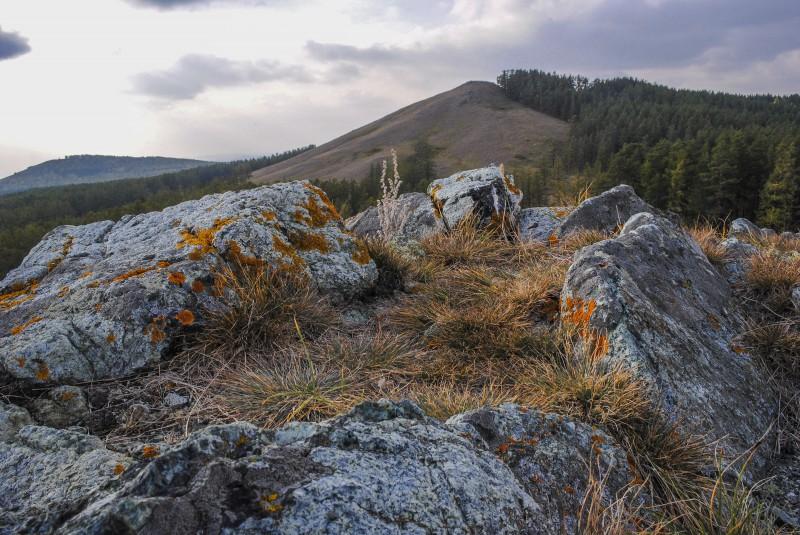 На горе Калкан Тау. Автор: Ирина Аблеева