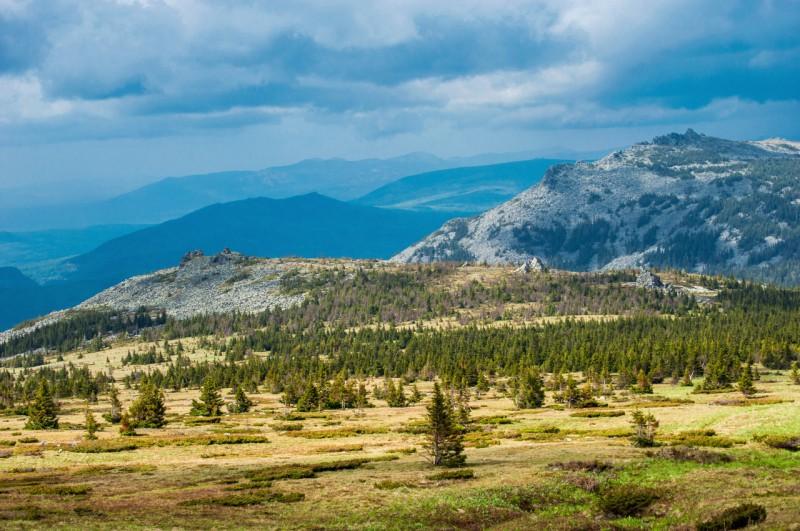 Величие гор. Автор: Константин Теличко