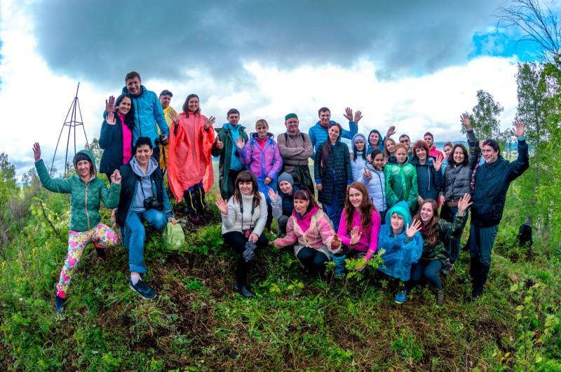 Гора Карандаш, группа ABTOBUSТУР, 17.06.18. Автор: Константин Теличко