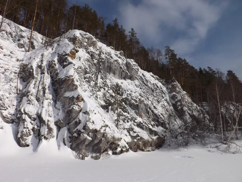 Центральный пласт Сибиряка. Автор: Михаил Латышев