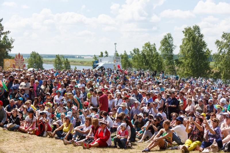 Зрители Бажовки-2018. Автор: Фото из официальной группы фестиваля в ВК