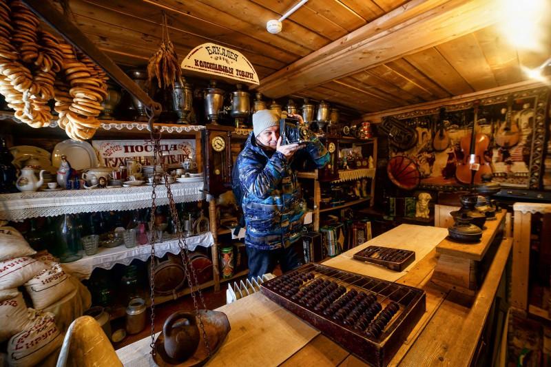 Чусовской этнографический парк. Автор: Владимир Шиков, vk.com/vladimirshikov