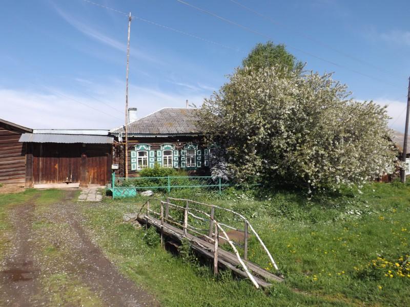 Село Краснояр(ское), в тридцати верстах к югу от Ревды. Автор: Михаил Латышев