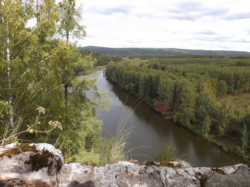 Дорогой для горных заводов была сама река Чусовая.. Автор: Дмитрий Латышев
