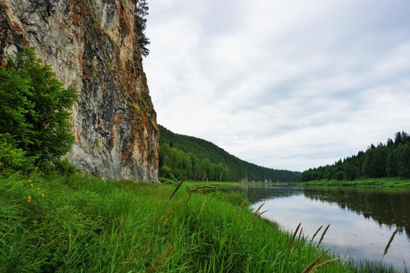 Река Времени унесла в вечность вогульские племена, рудники и заводы. Автор: Дмитрий Латышев