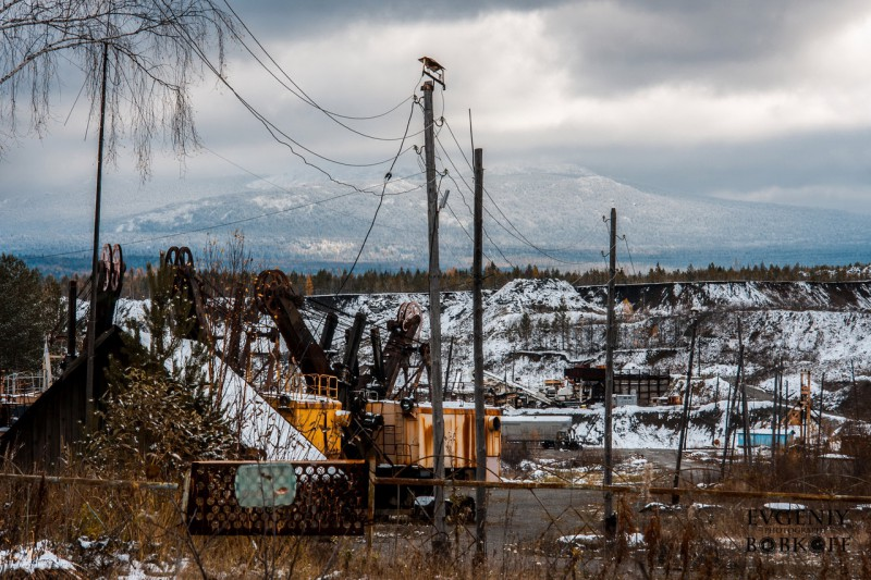 Село Александровка. Автор: Евгений Бобков
