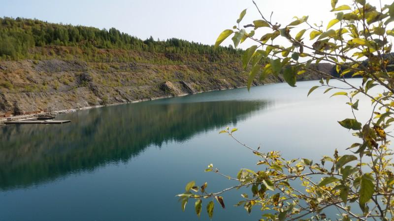 2 сентября 2018 года Глубокое (Шавринское) озеро. Автор: Дмитрий Гордеев
